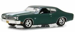 CHEVROLET Chevelle SS 396 - 1970 - John Wick - Greenlight 1:43