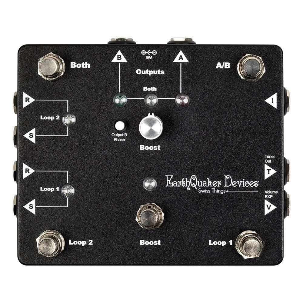 EarthQuaker Devices Swiss Thing