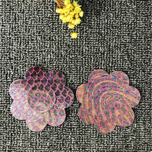 Pasties Brustnippel Cover Sticker Pad Selbstklebend Einweg Enhancer 2Pairr