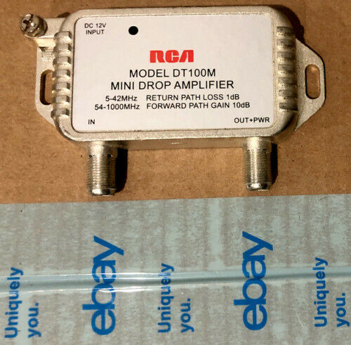Amplifier rca power How To