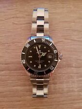 Brand New MIRVAINE LADY DIVERS WATCH WITH BLACK FACE Great Gift For Ladies