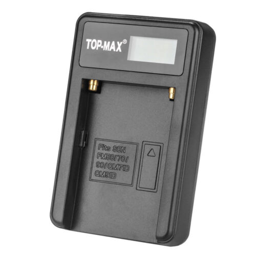 Cámara USB Cargador De Batería CANON LP-E12 /& Cable USB EOS M2 100D EOS KISS X7 M