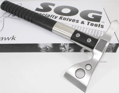 SOG Tactical Combat Combat Rapide Hawk Tomahawk Throwing axe couteau avec étui