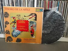DALIA IÑIGUEZ y su Conj. Artistico | Tesoro de la niñez | La cenicienta | LP EX