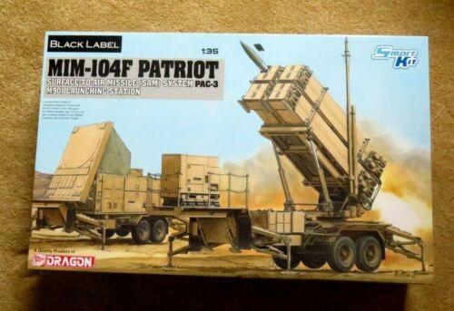 Système Dragon Mim-104f Patriot Sam Pac-3.   1: 35ème échelle 89195835635