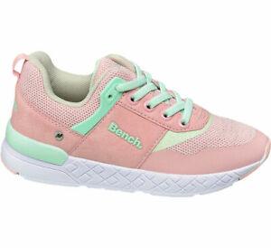 Bench-Maedchen-Sneaker-rosa-Neu