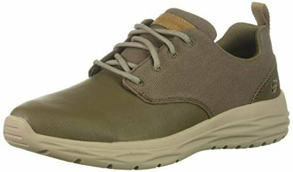 Skechers Para Hombre harsen-Abad Oxford