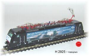 Hobbytrain 2925 Locomotive Électrique Série 189 Siemens Es64f4