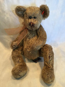 Collectible 1993 Brown Bear TY Beanie Baby
