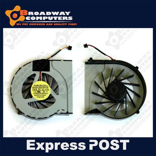 HP Pavilion dv7-4114tx CPU Cooling  Fan