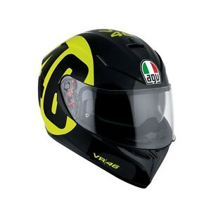 CASCO-K-3-SV-AGV-E2205-TOP-PLK-BOLLO-46-BLACK-YELLOW-0301A0EY013