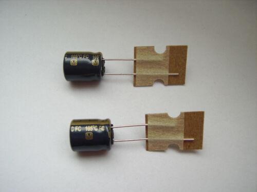 !!! Kondensator 100 µF 50V   low ESR     2 STCK Die guten !!!!!!!