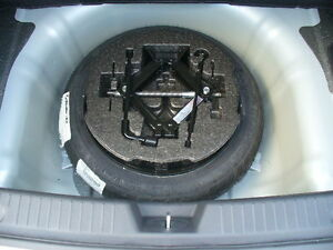 2017 Hyundai Sonata Spare Tire