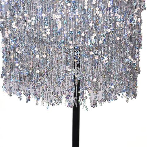 Belly Dance Costume Sequin Tassel Fringe Hip Scarf Belt Waist Wrap Skirt YJ
