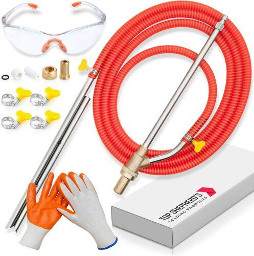 Sand Blaster for Pressure Washer Wet sandblasting kit for Pressure Washer with