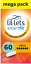 Lil-Lets Non-Applicator Ultra Tampons X 606 Packs of 10Extremely Heavy