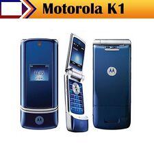 TELEFONO MOTOROLA k1 CELLULARE  RIGENERATO COME NUOVO NUOVO