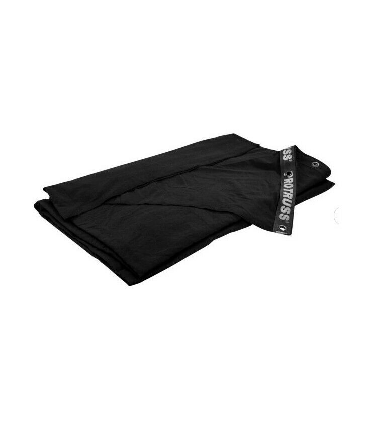 Protruss dmg163560bk 3,50x6 Cloth Backdrop Scenic