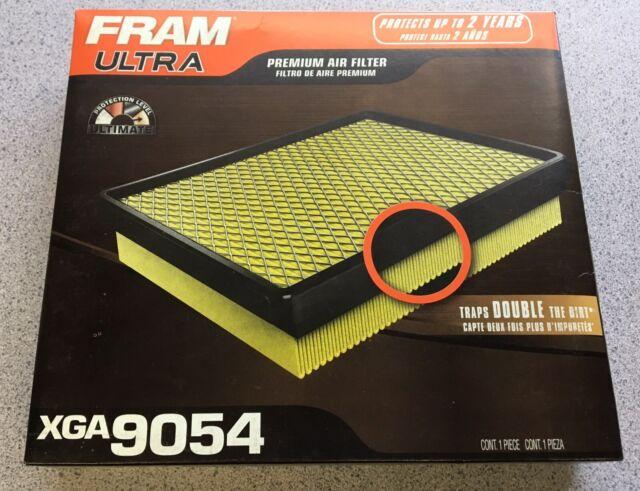 2 FRAM Ultra Premium Air Filter  XGA 9054