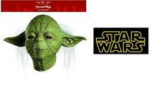 YODA COSTUM MASK - MASQUE DE DEGUISEMENT YODA STAR WARS COSPLAY