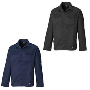 Dickies Redhawk Jacket Mens Smart Lightweight Durable Work Coat WD954