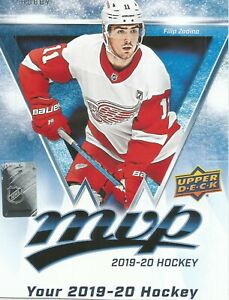 2019-20-UPPER-DECK-MVP-COMPLETE-Hockey-SET-1-250-INCLUDEs-all-SP-039-S-AND-RCS