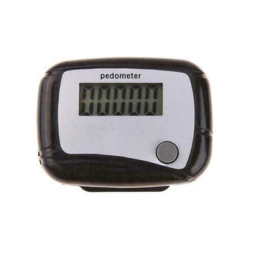 Pedometer Calorie Distance Digital Counter Run Walking Quali Watcher Y5S5 W E2R9