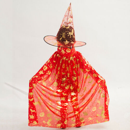 Gilt Capes Set Wizard capes Halloween Details about  /Halloween costumes,Children/'s Capes