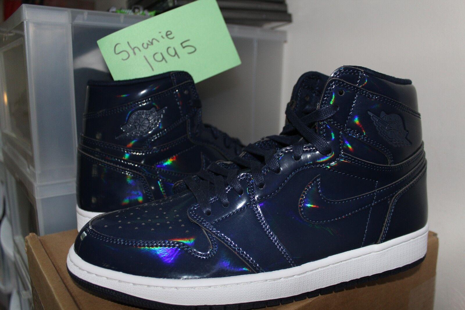 Nike Air Jordan 1 Retro High OG DSM Dover Street Market 789747-401 mens size 12