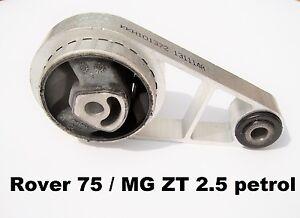 Rover-75-amp-MG-ZT-2-5-V6-Petrol-Manual-Lower-Rear-Engine-Mount-Genuine-MG