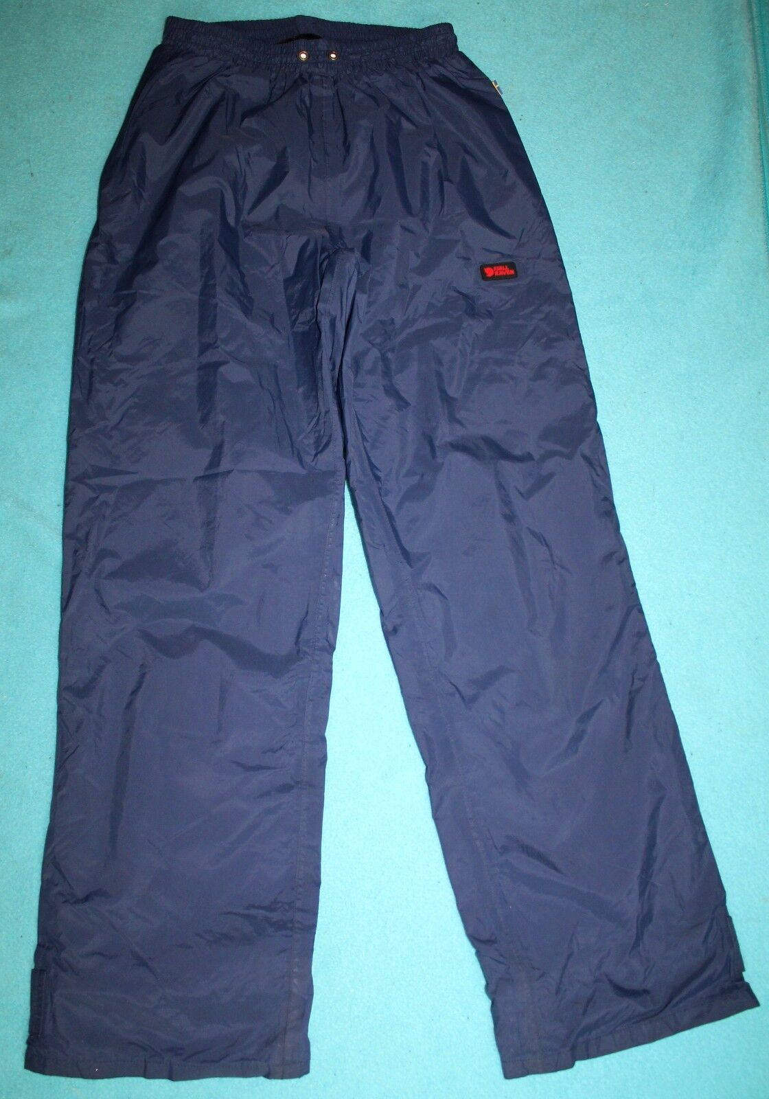 FJALLRAVEN HYDRATIC Mens Womens Sweden Trousers bluee Pants Trousers Size XS