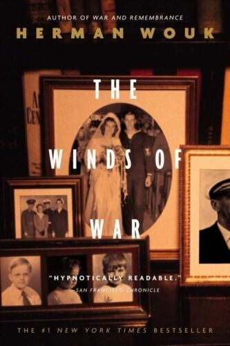 1 of 1 - Herman Wouk, The Winds of War, Very Good Book