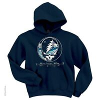 Grateful Dead-steal Your Sky And Space-hoodie Sweatshirt M-l-xl-xxl Garcia