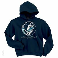Grateful Dead-steal Your Sky And Space-hoodie Sweatshirt M-l-xl-xxl Garcia