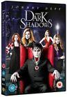 Dark Shadows Johnny Depp Region 2 DVD