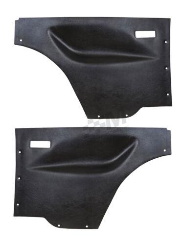 ESCORT MK1 POSTERIORE trimestre interno Pannelli Carta Set Originale Bialbero RS TYPE COPPIA