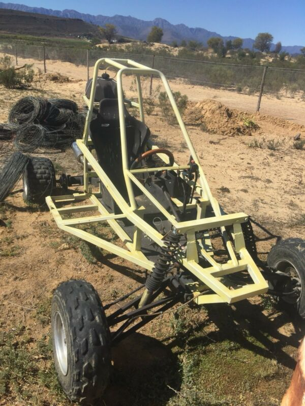 Pipe car off road buggie thing