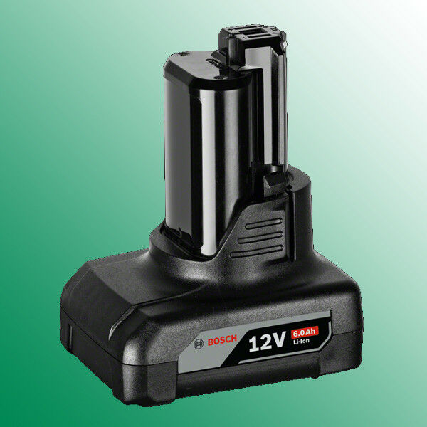 Akku Bosch GBA 12 Volt Li-ION, NEU, --- 6,0 Ah ----1600A00X7H