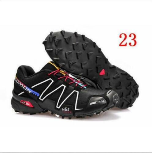 Salomon Speedcross 3 Herrenschuhe Sportschuhe Turnschuhe Laufschuhe Größe 40-46