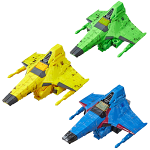 Transformers War for Cybertron: Siege Voyager Seekers 3-Pack