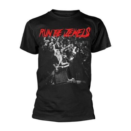 PHOTO T-Shirt New Official RUN THE JEWELS