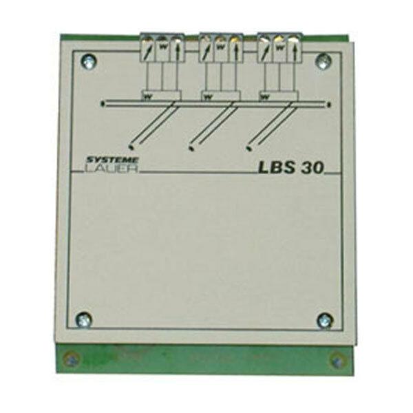 Los sistemas lauer lbs 30 control F. 3 ausfahrweichen Art. 2030-nuevo