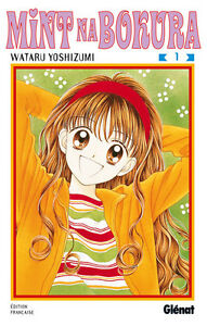 Collection de mangas Mint na Bokura  - 4 premiers tomes - Editions Glénat Manga
