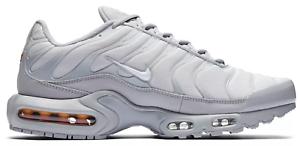 Nuove nike air max e poi in whtite uomini lupo grigio platino whtite in tutte le scarpe 1cfc26