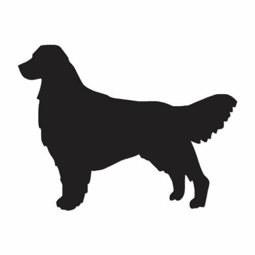 Vinyl Decal Sticker ebn1962 Golden Retriever Dog Multiple Color /& Sizes