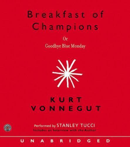 Vonnegut, Kurt, Jr / Breakfast of Champions CD Unabridged 2004 Audio Fiction