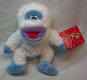 Rudolph-The-Red-Nosed-Reindeer-BUMBLE-ABOMINABLE-SNOWMAN-Plush-STUFFED-ANIMAL