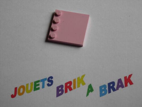 Lego de plaque 4x4 tile Studs on Edges lisse au milieu Choose color ref 6179