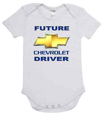 ROMPER BABY ONE PIECE printed with FUTURE WESTERN STAR DRIVER  romper