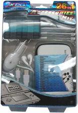 20 Lot Brand New White 26pcs Set Case Charger Pen For DS Lite Christmas Gift